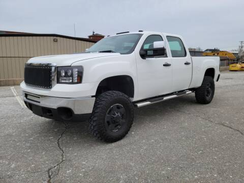2012 GMC Sierra 2500HD for sale at iDrive in New Bedford MA