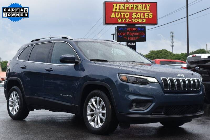 2019 Jeep Cherokee for sale in Maryville, TN