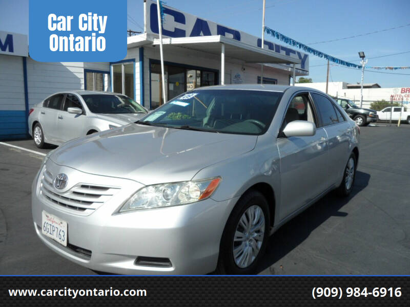 2009 Toyota Camry for sale at Car City Ontario in Ontario CA