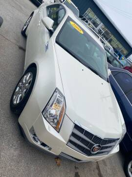 2008 Cadillac CTS for sale at Car Barn of Springfield in Springfield MO