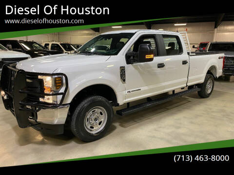 2018 Ford F-250 Super Duty for sale at Diesel Of Houston in Houston TX