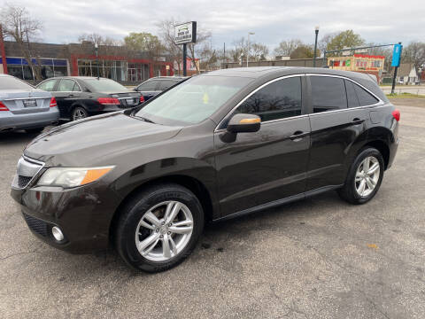 2014 Acura RDX for sale at BWK of Columbia in Columbia SC