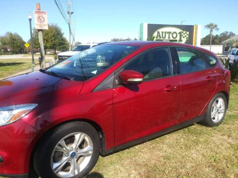 2013 Ford Focus for sale at Auto 1 Madison in Madison GA