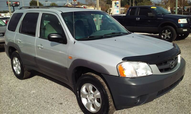 2001 Mazda Tribute for sale at Pinellas Auto Brokers in Saint Petersburg FL