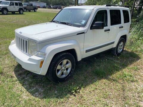 2009 Jeep Liberty for sale at CROWN  DODGE CHRYSLER JEEP RAM FIAT in Pascagoula MS