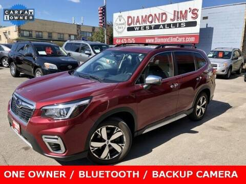 2019 Subaru Forester for sale at Diamond Jim's West Allis in West Allis WI