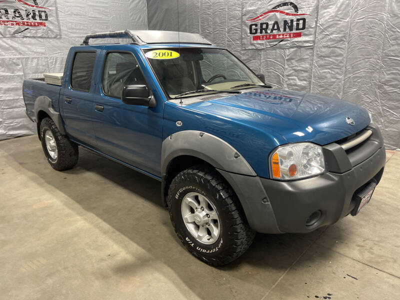 2001 Nissan Frontier for sale at GRAND AUTO SALES in Grand Island NE