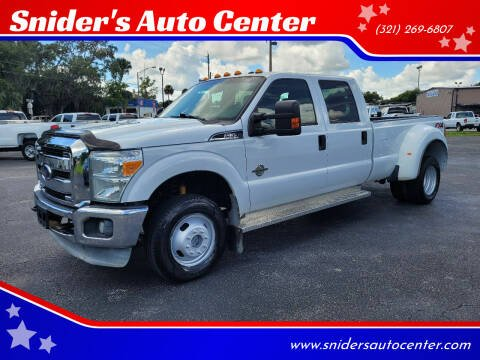 2012 Ford F-350 Super Duty for sale at Titus Trucks in Titusville FL