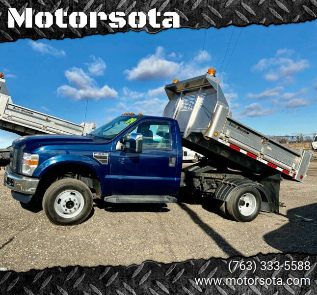 2009 Ford F-350 Super Duty for sale at Motorsota in Becker MN
