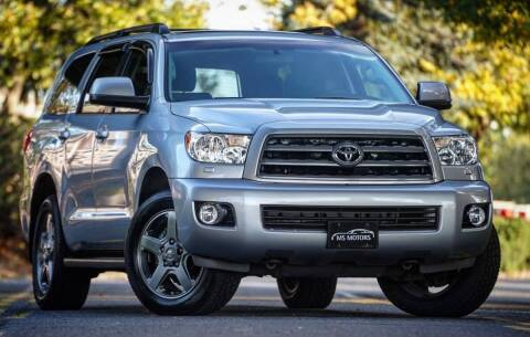 2016 Toyota Sequoia for sale at MS Motors in Portland OR