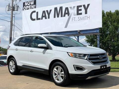2017 Ford Edge for sale at Clay Maxey Fort Smith in Fort Smith AR