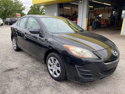 2010 Mazda MAZDA3 for sale at McNamara Auto Sales - Kenneth Road Lot in York PA