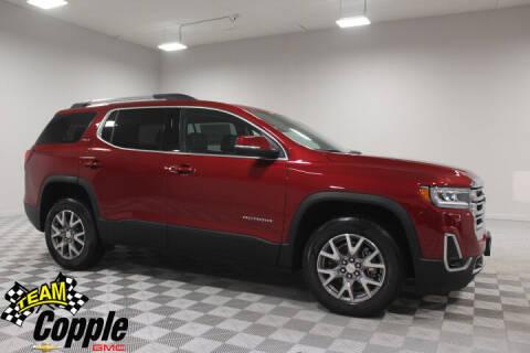 2020 GMC Acadia for sale at Copple Chevrolet GMC Inc in Louisville NE