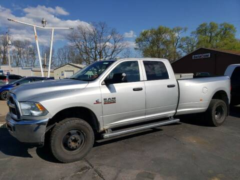2014 RAM Ram Pickup 3500 for sale at COLONIAL AUTO SALES in North Lima OH