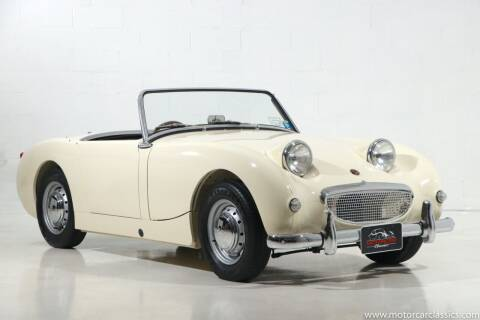 1959 Austin-Healey Frogeye Sprite for sale at Motorcar Classics in Farmingdale NY
