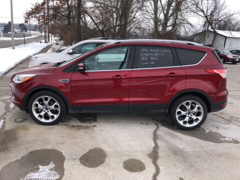 2014 Ford Escape for sale at 6th Street Auto Sales in Marshalltown IA