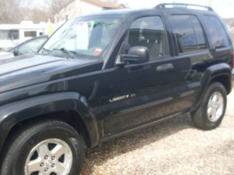 2003 Jeep Liberty for sale at Flag Motors in Islip Terrace NY