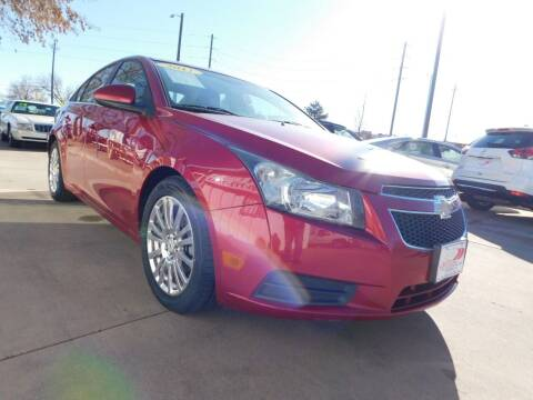 2011 Chevrolet Cruze for sale at AP Auto Brokers in Longmont CO
