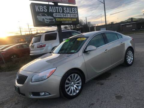 2012 Buick Regal for sale at KBS Auto Sales in Cincinnati OH