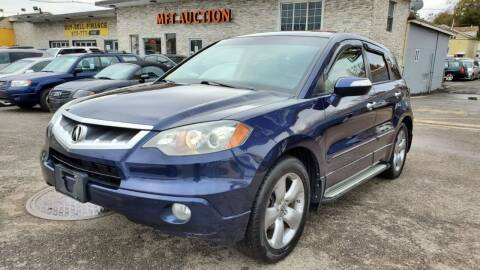 2007 Acura RDX for sale at MFT Auction in Lodi NJ