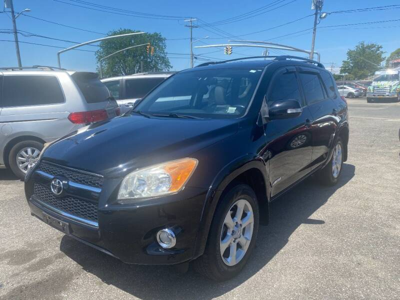 2009 Toyota RAV4 for sale at American Best Auto Sales in Uniondale NY