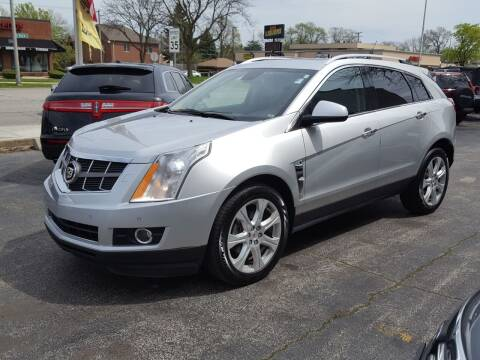 2010 Cadillac SRX for sale at AUTOSAVIN in Elmhurst IL