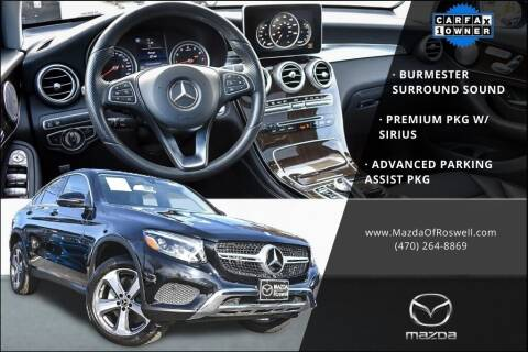 2017 Mercedes-Benz GLC for sale at Mazda Of Roswell in Roswell GA