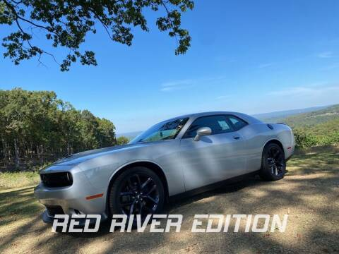 2020 Dodge Challenger for sale at RED RIVER DODGE - Red River of Malvern in Malvern AR