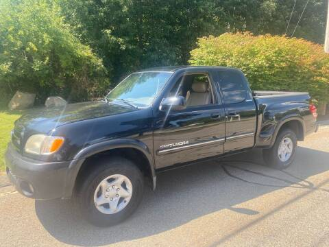 2004 Toyota Tundra for sale at Padula Auto Sales in Braintree MA