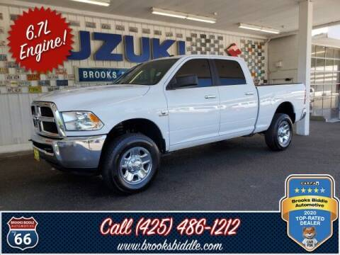 2015 RAM Ram Pickup 2500 for sale at BROOKS BIDDLE AUTOMOTIVE in Bothell WA