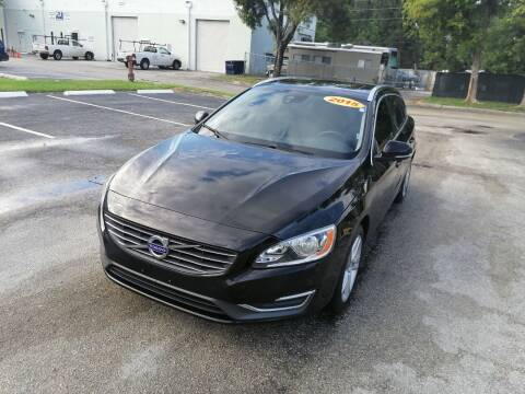 2015 Volvo V60 for sale at Best Price Car Dealer in Hallandale Beach FL