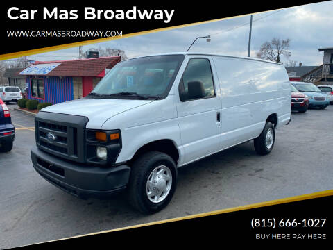 2013 Ford E-Series Cargo for sale at Car Mas Broadway in Crest Hill IL