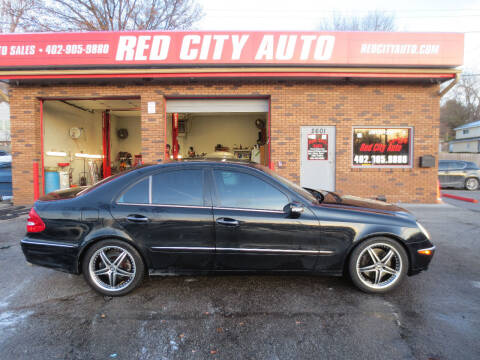 2006 Mercedes-Benz E-Class for sale at Red City  Auto in Omaha NE