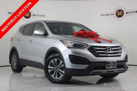 2016 Hyundai Santa Fe Sport for sale at INDY'S UNLIMITED MOTORS - UNLIMITED MOTORS in Westfield IN