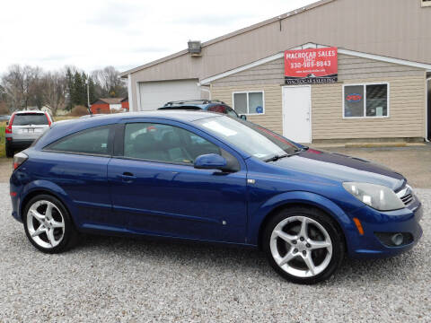 2008 Saturn Astra for sale at Macrocar Sales Inc in Akron OH