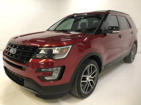2017 Ford Explorer for sale at Curry's Cars Powered by Autohouse - AUTO HOUSE PHOENIX in Peoria AZ