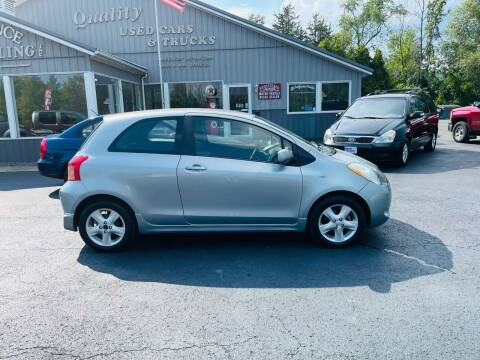 2008 Toyota Yaris for sale at Empire Alliance Inc. in West Coxsackie NY