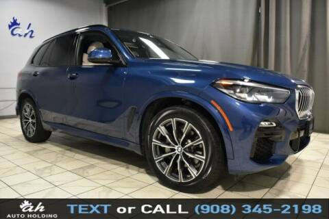 2021 BMW X5 for sale at AUTO HOLDING in Hillside NJ