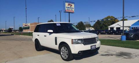 2010 Land Rover Range Rover for sale at America Auto Inc in South Sioux City NE