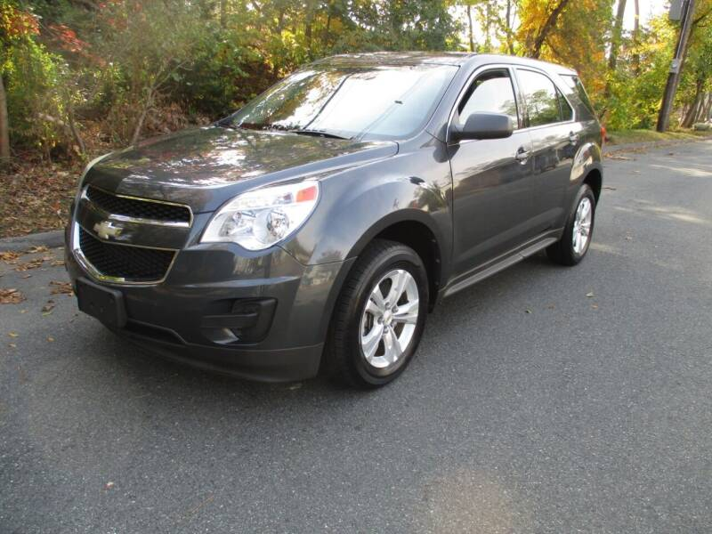 2011 Chevrolet Equinox for sale at Route 16 Auto Brokers in Woburn MA