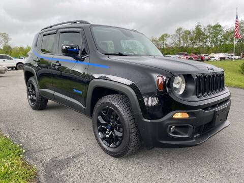 2015 Jeep Renegade for sale at Variety Auto Sales in Abingdon VA