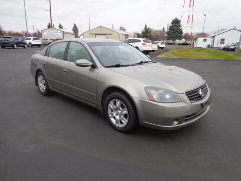 2006 Nissan Altima for sale at New Deal Used Cars in Spokane Valley WA