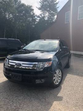 2008 Ford Edge for sale at Hornes Auto Sales LLC in Epping NH