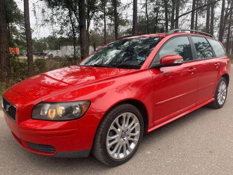 2007 Volvo V50 for sale at Next Autogas Auto Sales in Jacksonville FL