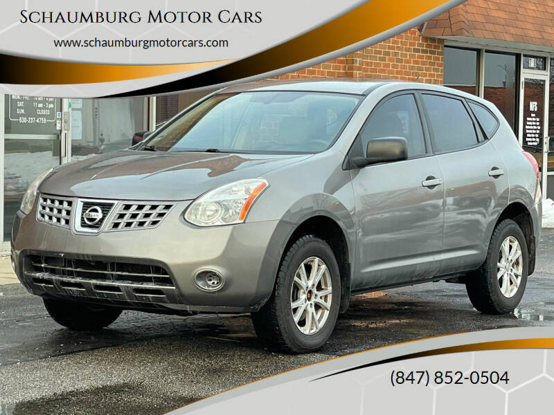 2009 Nissan Rogue for sale at Schaumburg Motor Cars in Schaumburg IL