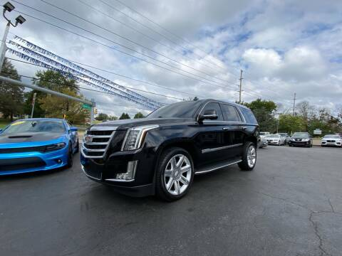 2016 Cadillac Escalade for sale at WOLF'S ELITE AUTOS in Wilmington DE