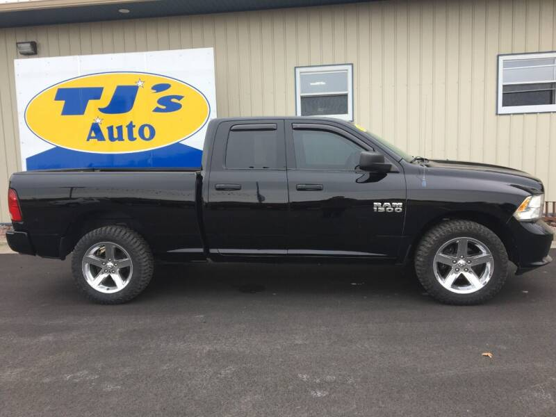 2014 RAM Ram Pickup 1500 for sale at TJ's Auto in Wisconsin Rapids WI