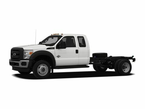 2011 Ford F-550 Super Duty for sale at Mercedes-Benz of North Olmsted in North Olmsted OH