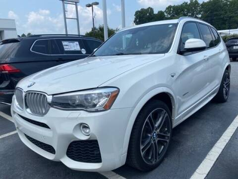 2015 BMW X3 for sale at Southern Auto Solutions-Jim Ellis Volkswagen Atlan in Marietta GA