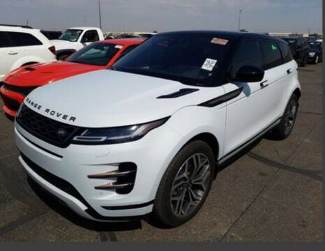 2020 Land Rover Range Rover Evoque for sale at Valpo Motors 1 and 2  Best Deals On Quality Wheels in Valparaiso IN